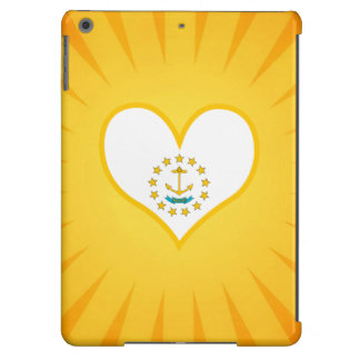 Best Selling Cute Rhode Island Cover For iPad Air