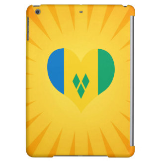 Best Selling Cute Saint Vincent And The Grenadines iPad Air Case