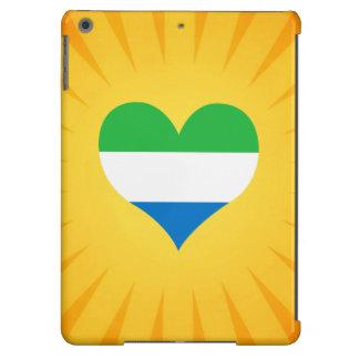 Best Selling Cute Sierra Leone iPad Air Covers