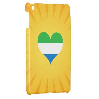 Best Selling Cute Sierra Leone iPad Mini Covers