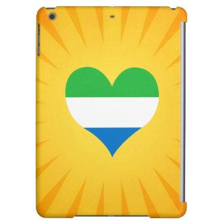 Best Selling Cute Sierra Leone Case For iPad Air