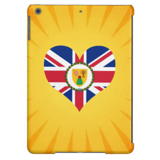 Best Selling Cute Turks And Caicos Islands iPad Air Covers