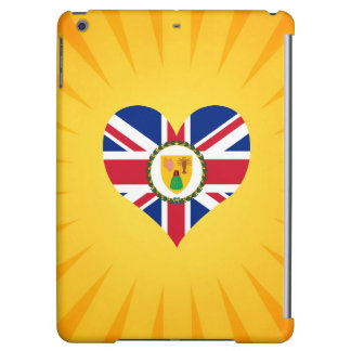 Best Selling Cute Turks And Caicos Islands Cover For iPad Air