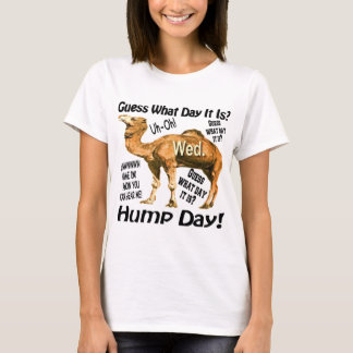 Best Selling Hump Day Camel T-Shirt