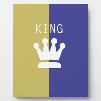 BEST-SELLING ORIGINAL DESIGN KING PHOTO PLAQUES