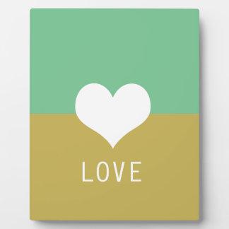 BEST-SELLING ORIGINAL ROMANTIC LOVE DESIGN PLAQUE