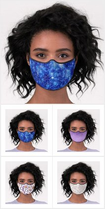 BEST SELLING SAFETY FACE MASKS (COLLECTION #1)