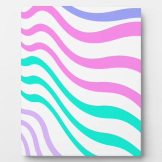 BEST SELLING STRIPES COLORS AMAZING DESIGN DISPLAY PLAQUES
