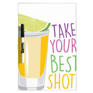 Best Shot Dry Erase Board