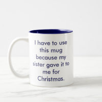 Best Sister Mug