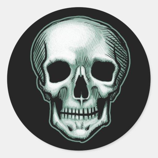 Best Skull in The World EVER! sticker