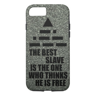 Best Slave (NWO, morse code) iPhone 8/7 Case