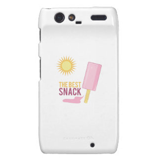 Best Snack Droid RAZR Cover