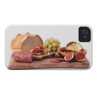best snacks for wine iPhone 4 Case-Mate case