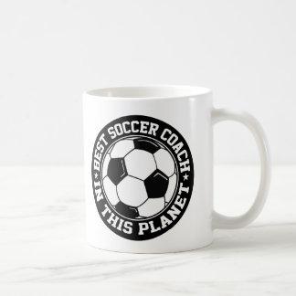 Best Soccer Coach Coffee Mug