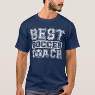 Best Soccer Coach T-Shirt