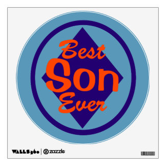 Best Son Ever Wall Decal