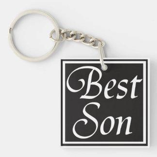 Best Son Keychain