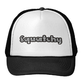 best squatchy on here trucker hat