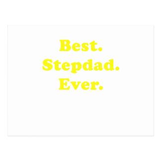 Best Stepdad Ever Postcard