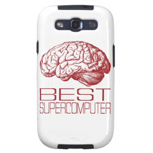 Best Supercomputer Samsung Galaxy SIII Covers