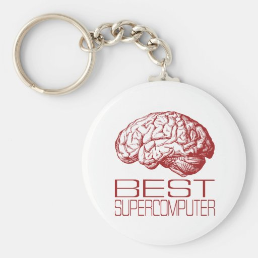 Best Supercomputer Key Chains