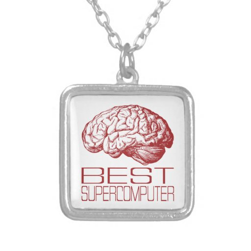 Best Supercomputer Custom Jewelry