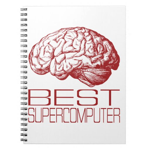 Best Supercomputer Spiral Notebooks