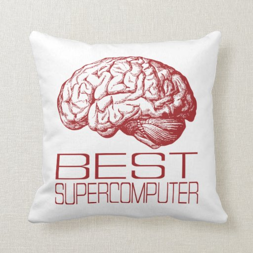 Best Supercomputer Pillow