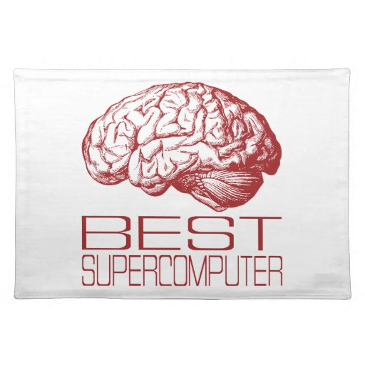 Best Supercomputer Place Mats