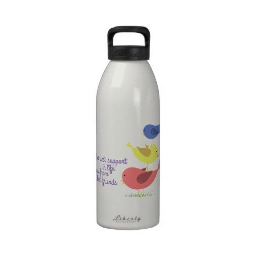 Best Support Reusable Water Bottle
