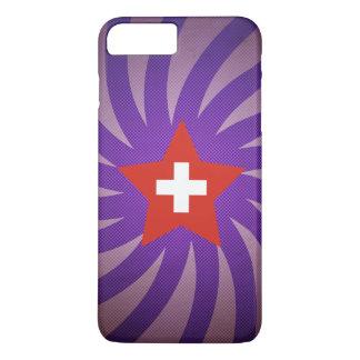Best Switzerland Flag Design iPhone 7 Plus Case