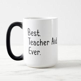 Best Teacher Aid Ever Teacher Appreciation Magic Mug