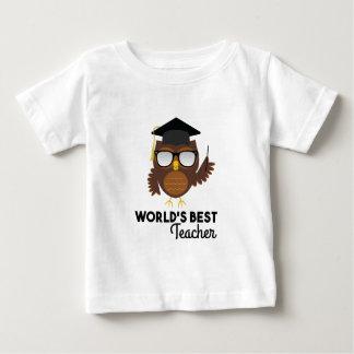 Best Teacher Baby T-Shirt