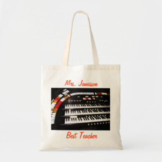 Best Teacher Canvas Bag, Appreciation, Thank You Tote Bag