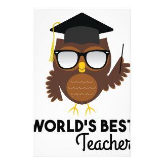 Best Teacher Stationery