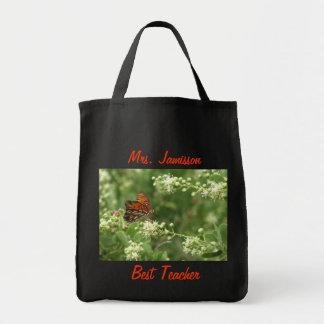 Best Teacher Tote Bag, Appreciation, Thank You