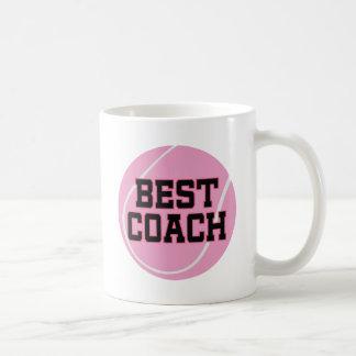 Best Tennis Coach Mug