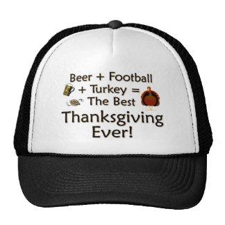 Best Thanksgiving Ever Trucker Hat