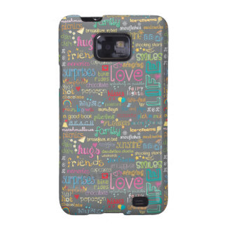 Best Things in Life Galaxy SII Case