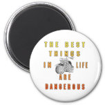 BEST THINGS IN LIFE REFRIGERATOR MAGNETS