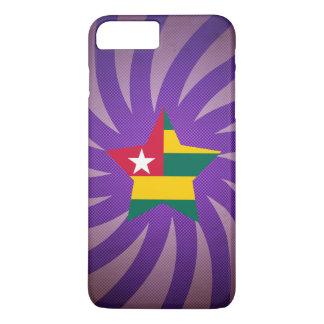 Best Togo Flag Design iPhone 8 Plus/7 Plus Case