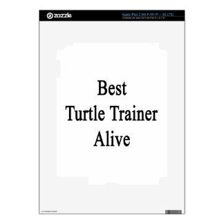 Best Turtle Trainer Alive iPad 3 Decal
