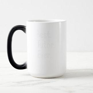 Best Tutor Ever Teacher Appreciation Magic Mug