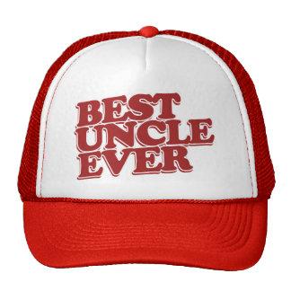 Best uncle ever mesh hats
