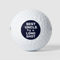 best uncle humor golf balls