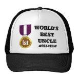 Best Uncle Trucker Hats