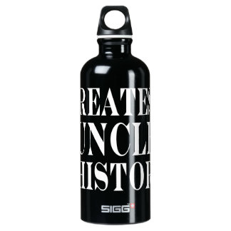 Best Uncles : Greatest Uncle in History SIGG Traveler 0.6L Water Bottle