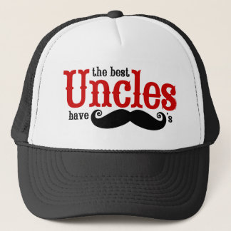 Best Uncles Have Mustaches Hat