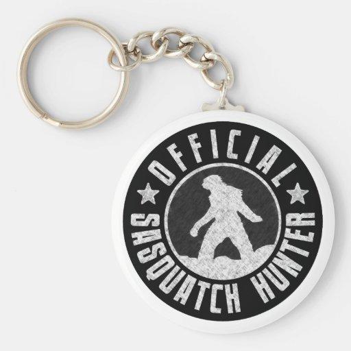 Best Version - OFFICIAL Sasquatch Hunter Design Key Chains